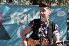 Hannah Brackenbury Fringe City 2018